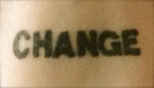 change tattoo