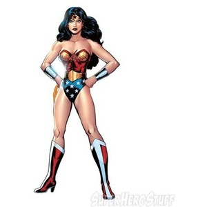 Flirt Like Wonder Woman and WHAM! You've Got His Attention