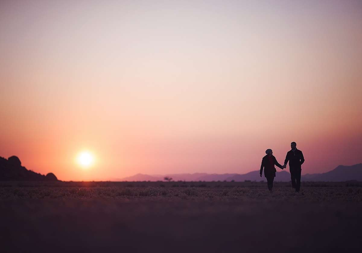 4 Steps You Need to Take to Bring a Relationship Out of Darkness